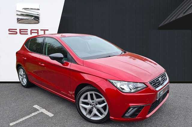 SEAT Ibiza 1.0 TSI (115ps) FR DSG (s/s) 5-Door